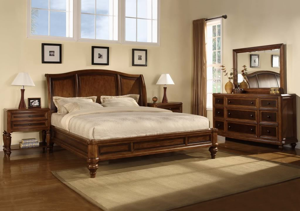 Las mejores camas part 2 for Cama king size de madera