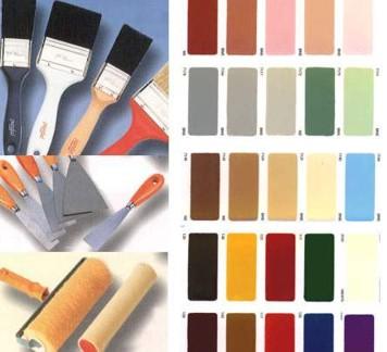 compra de pintura