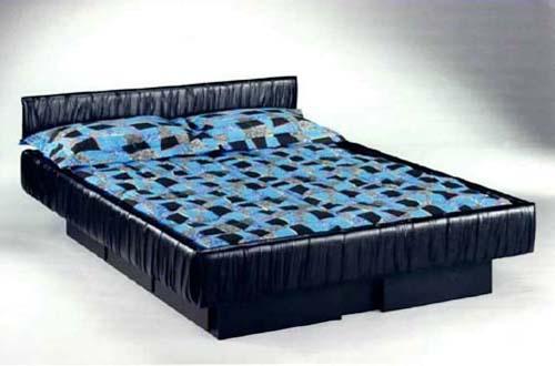 camas de agua