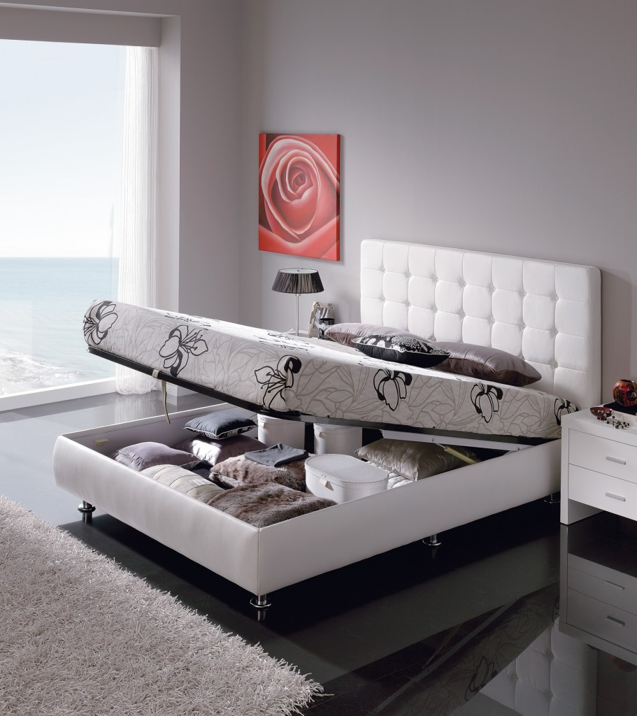 camas elegantes y modernas