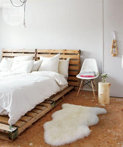 palets camas